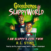 I Am Slappy's Evil Twin Audiobook, by R. L. Stine
