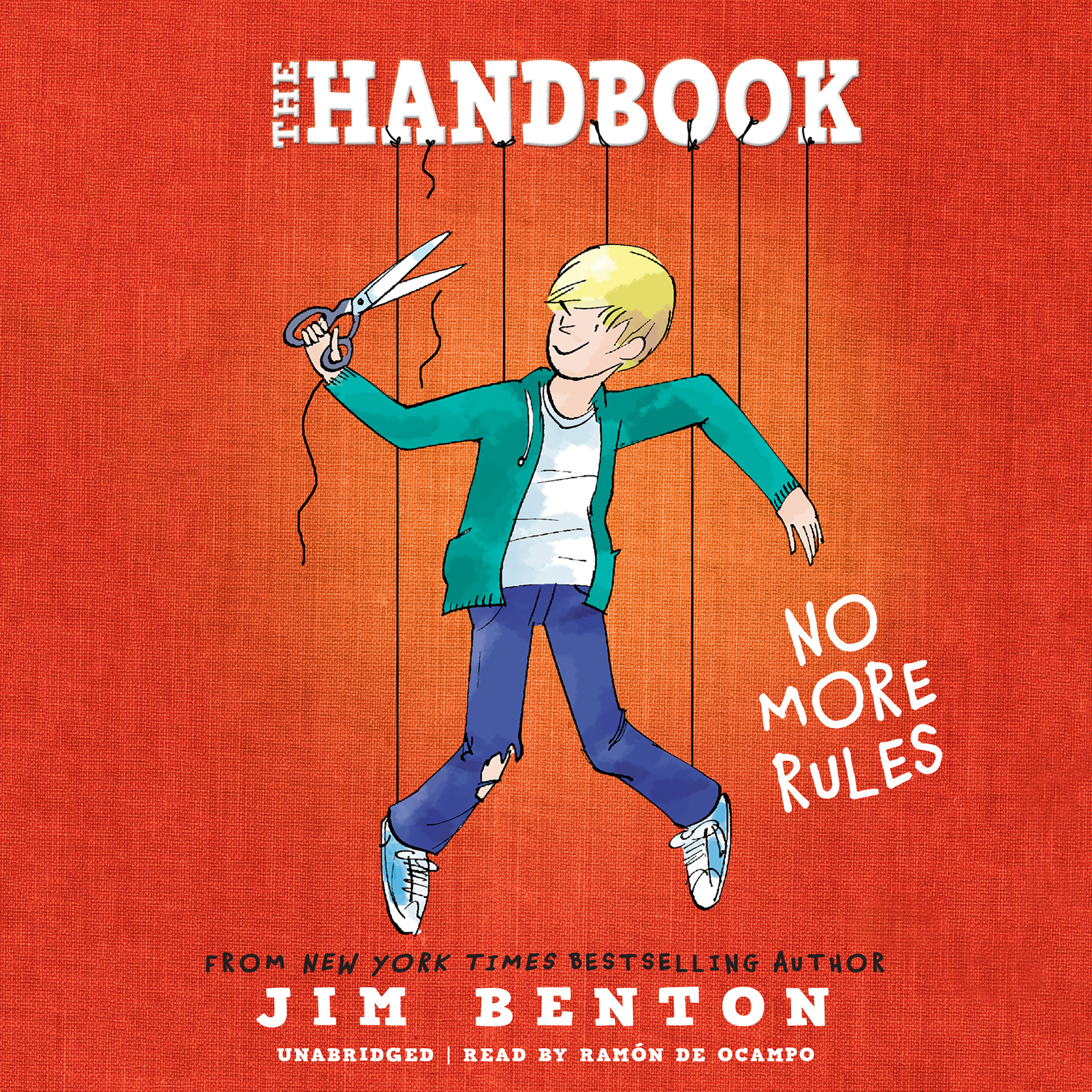 Printable The Handbook Audiobook Cover Art