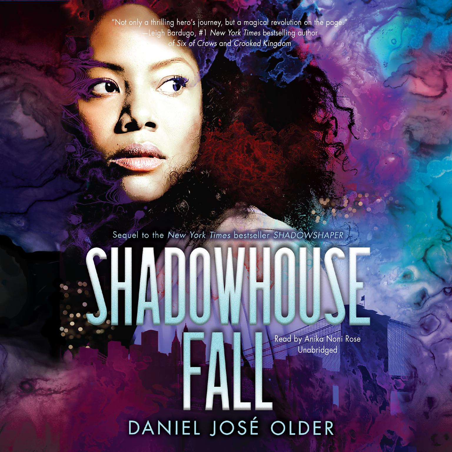 Shadowhouse Fall Audiobook, by Daniel José Older