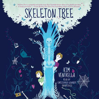 Skeleton Tree Audiobook, by Kim Ventrella