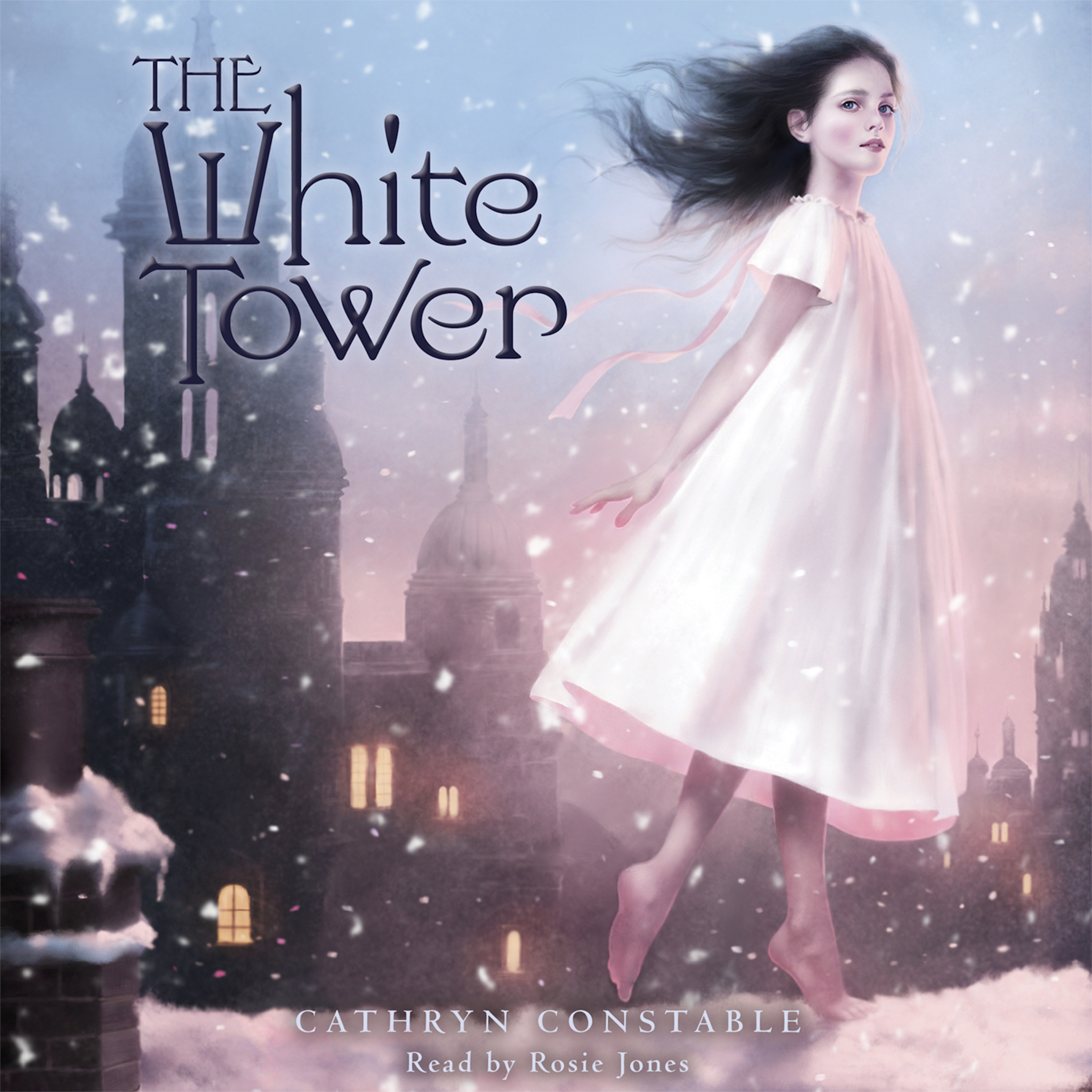 Printable The White Tower Audiobook Cover Art
