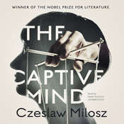 The Captive Mind Audiobook, by Czeslaw Milosz|