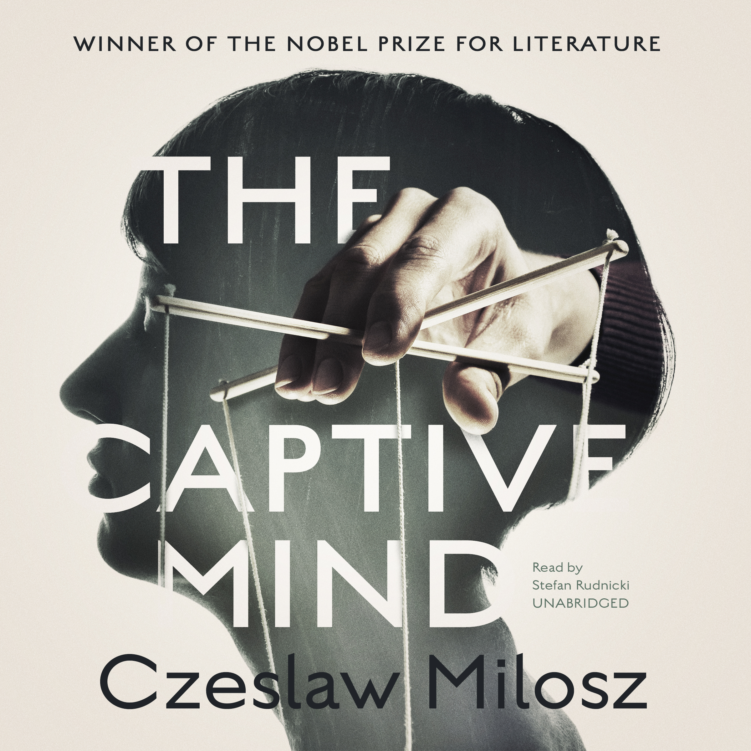 Printable The Captive Mind Audiobook Cover Art