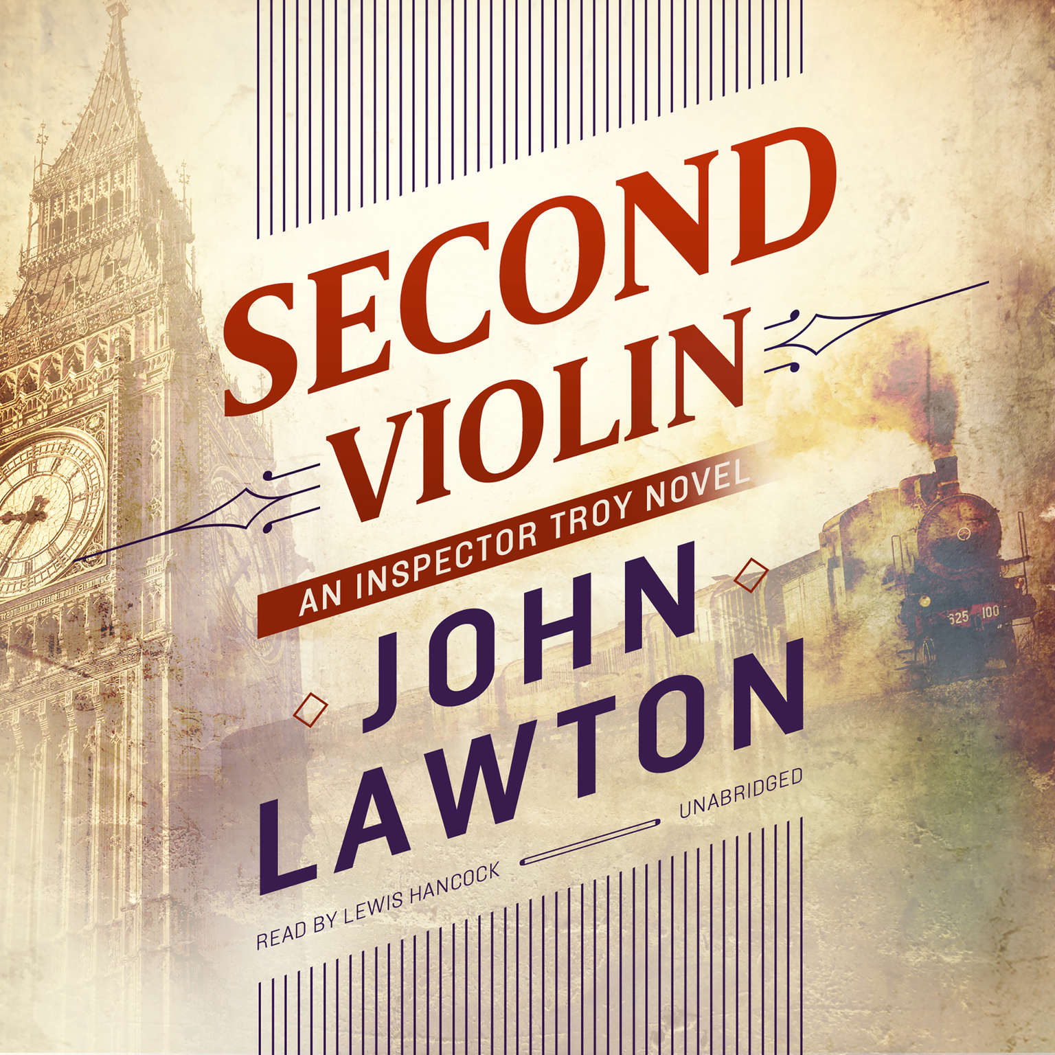 Second Violin: An Inspector Troy Novel Audiobook, by John Lawton