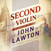 Second Violin: An Inspector Troy Novel Audiobook, by John Lawton