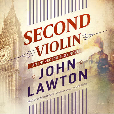 Second Violin: An Inspector Troy Novel Audiobook, by