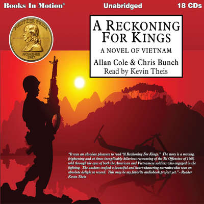 A Reckoning For Kings: A Novel of Vietnam Audiobook, by Chris Bunch