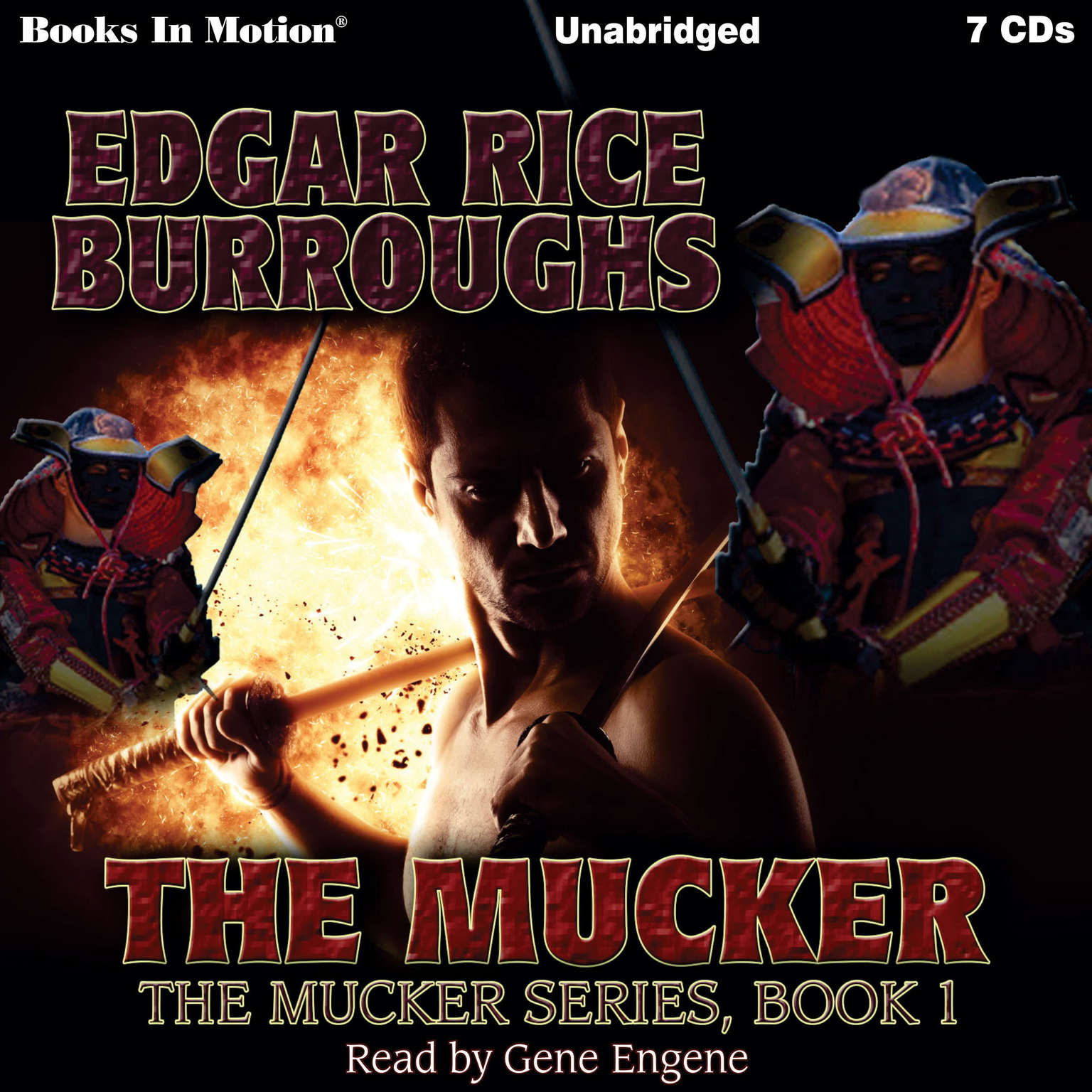The Mucker: The Mucker Series, book 1 Audiobook, by Edgar Rice Burroughs