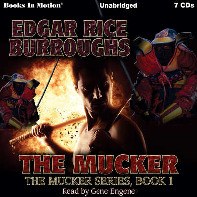 The Mucker: The Mucker Series, book 1 Audiobook, by Edgar Rice Burroughs