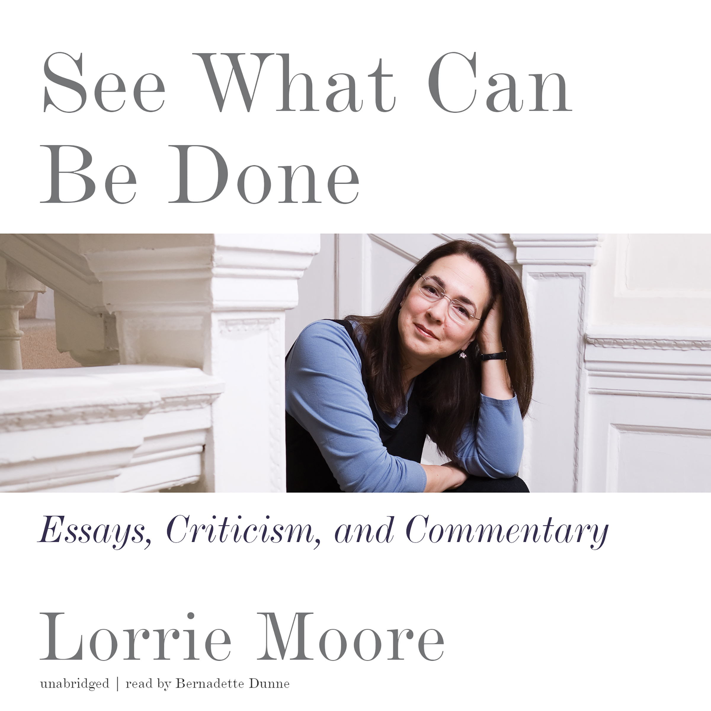 Printable See What Can Be Done: Essays, Criticism, and Commentary Audiobook Cover Art