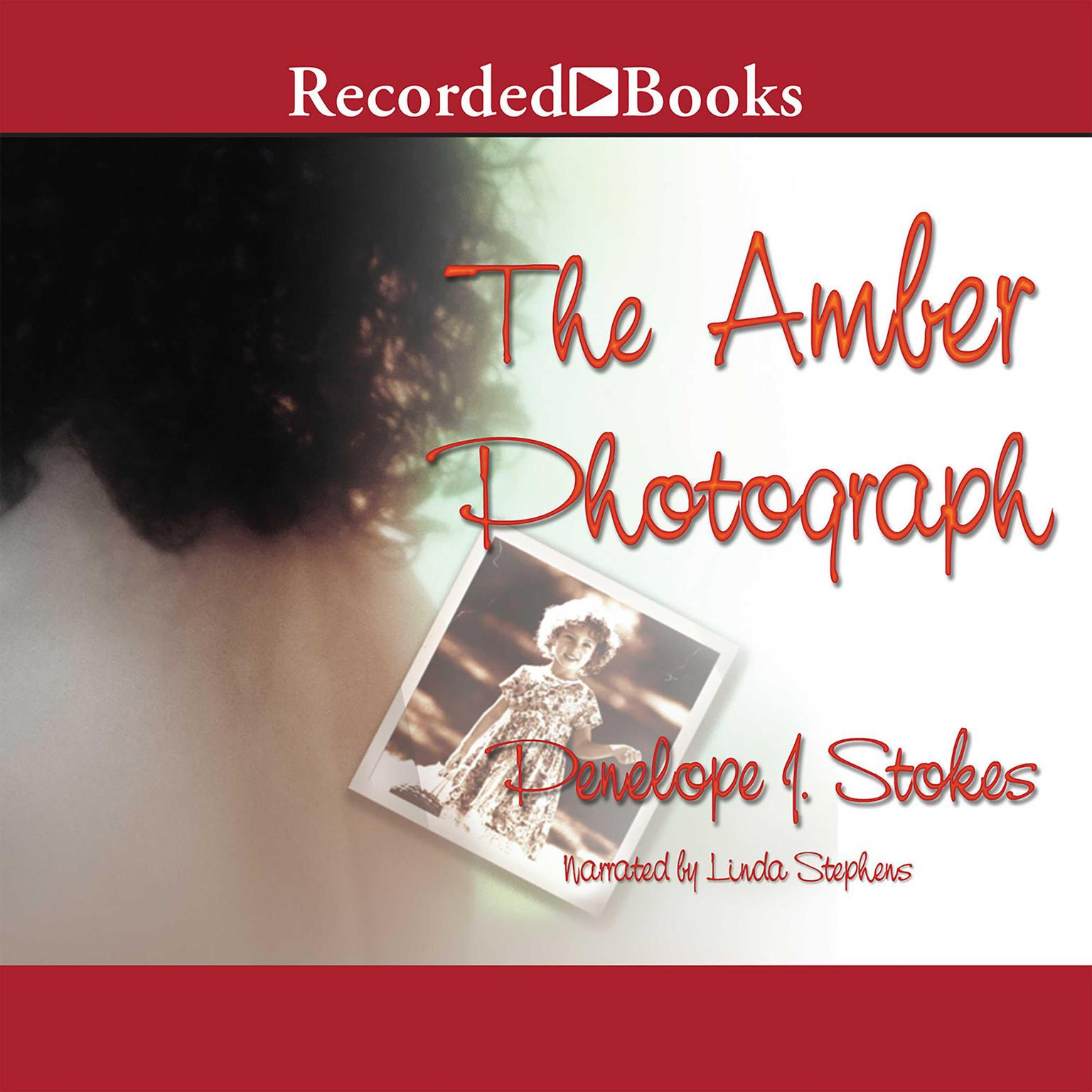 Printable The Amber Photograph Audiobook Cover Art