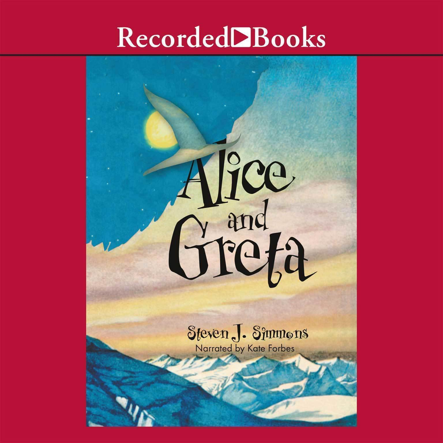 Printable Alice and Greta: A Tale of Two Witches Audiobook Cover Art