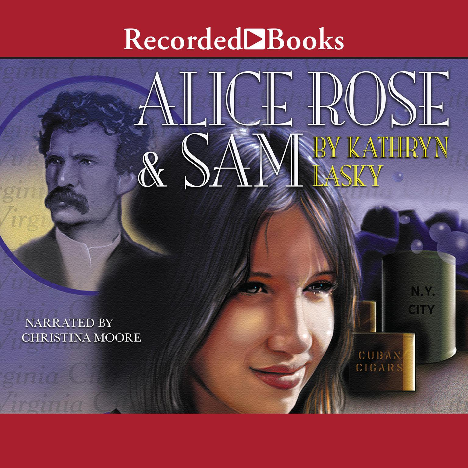 Printable Alice Rose and Sam Audiobook Cover Art