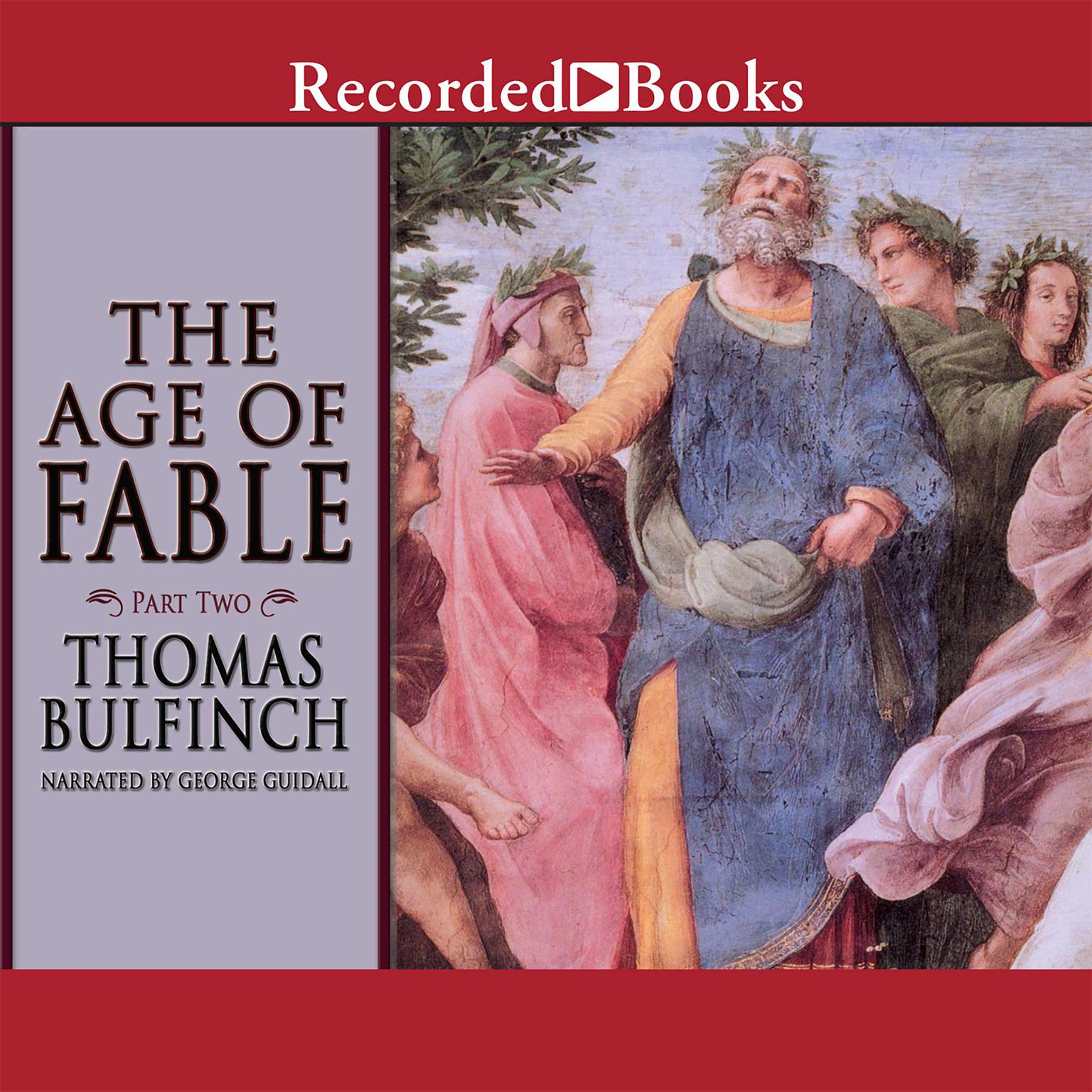Printable The Age of Fable: Part Two Audiobook Cover Art