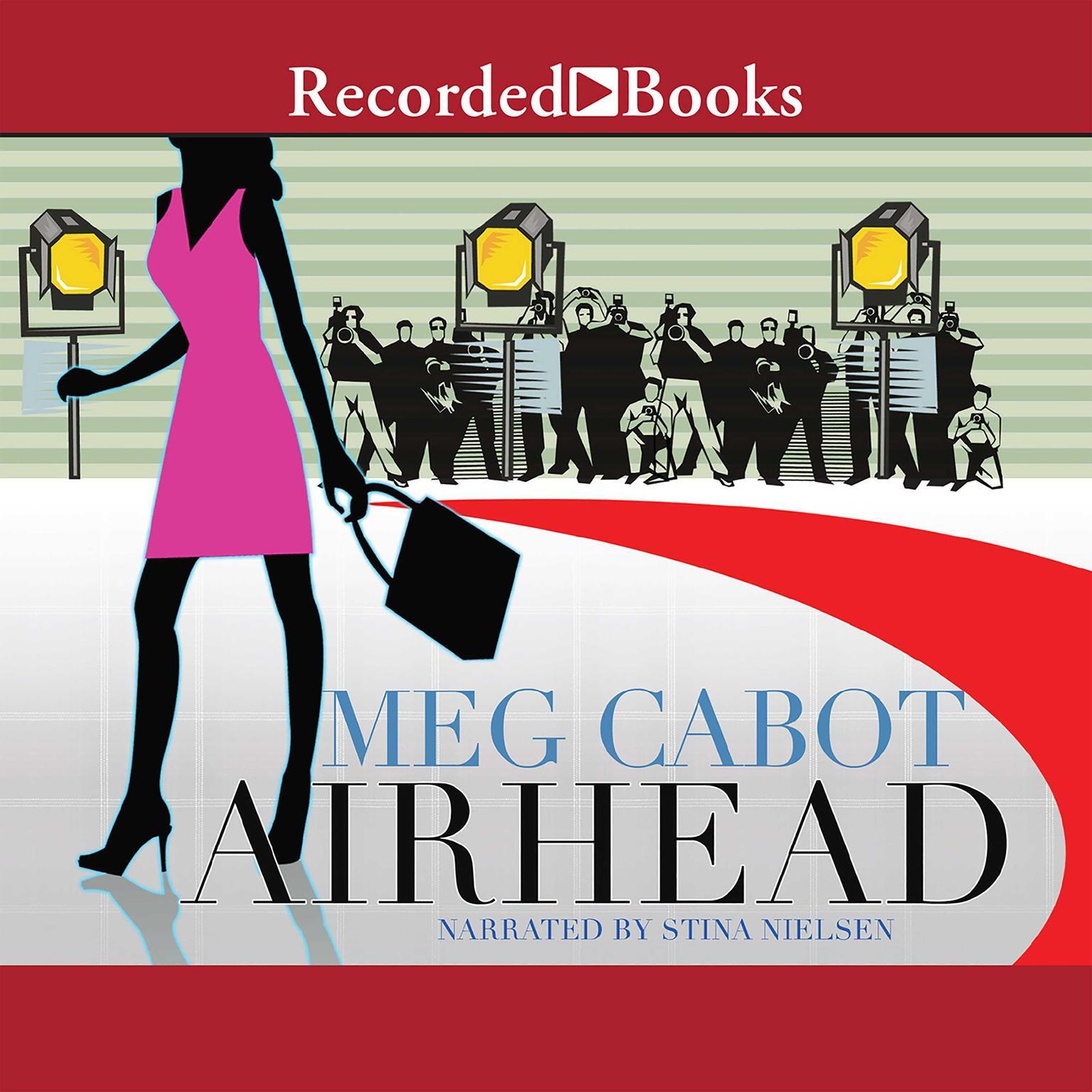 Printable Airhead Audiobook Cover Art