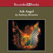 Ark Angel Audiobook, by Anthony Horowitz
