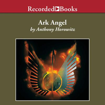 Ark Angel Audiobook, by Anthony Horowitz