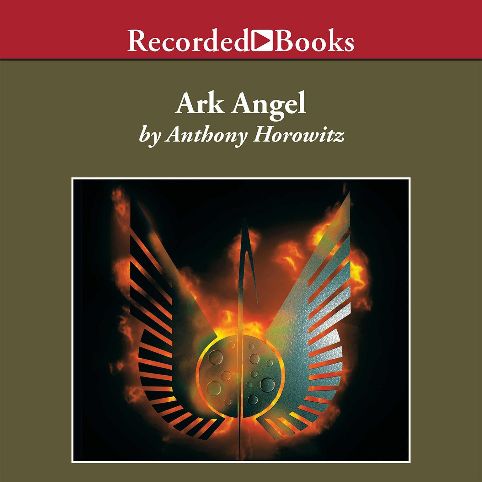 Printable Ark Angel Audiobook Cover Art