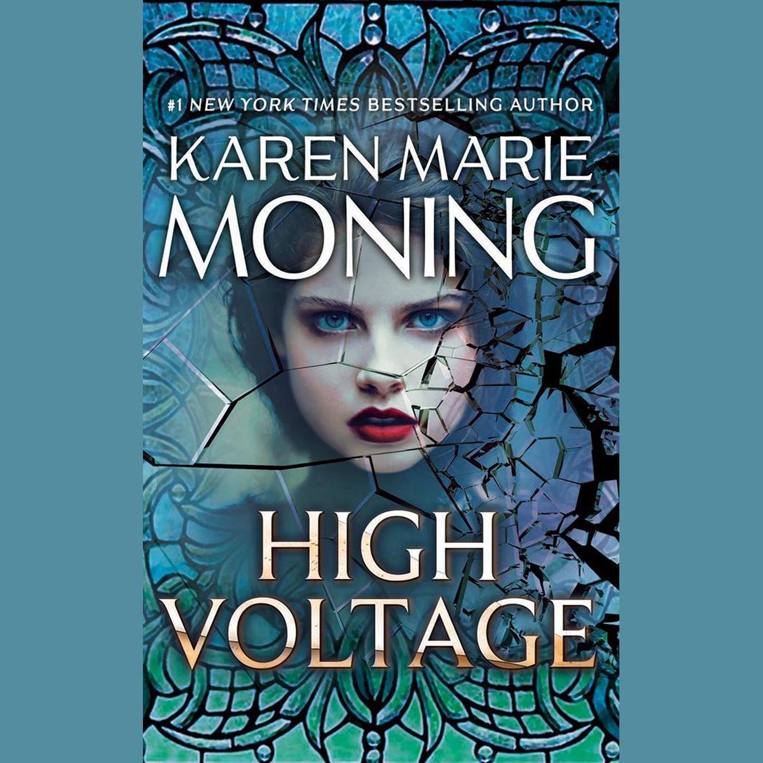 High Voltage Audiobook, by Karen Marie Moning