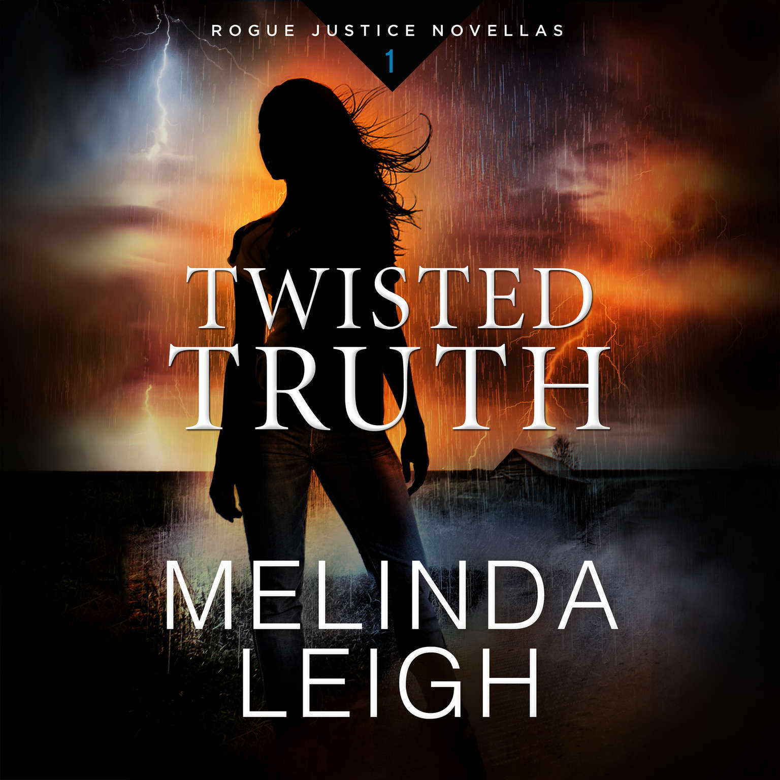 Printable Twisted Truth Audiobook Cover Art