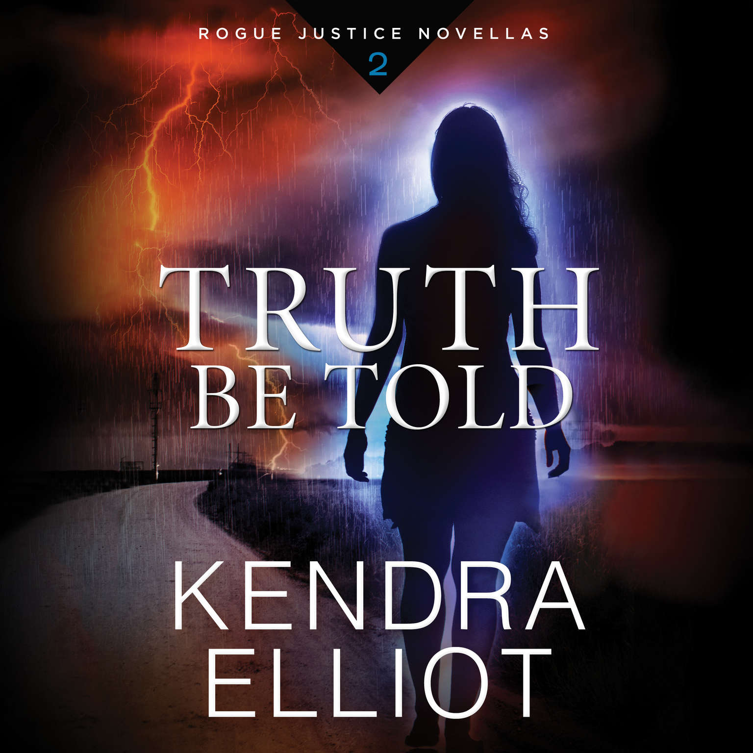 Printable Truth Be Told Audiobook Cover Art
