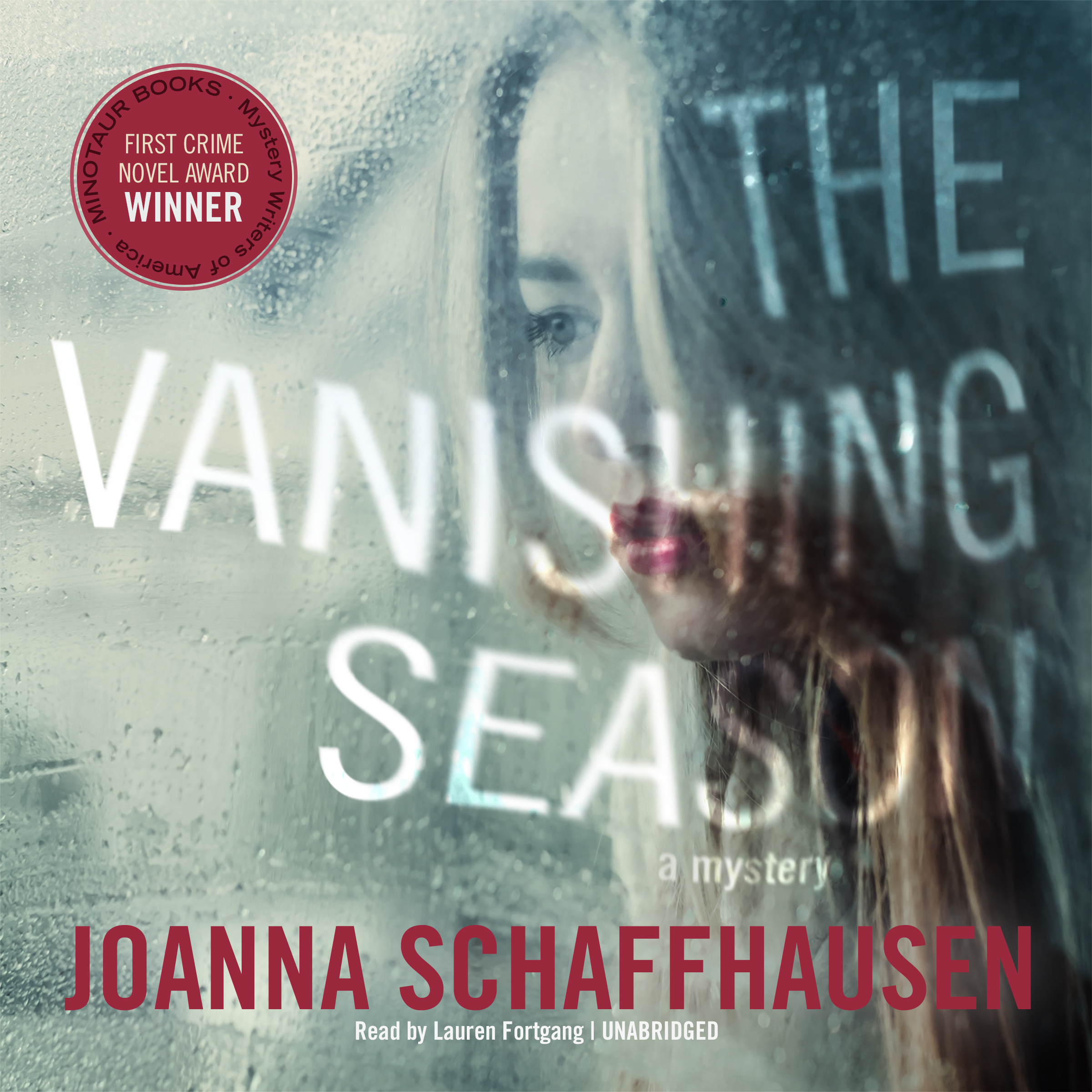 Printable The Vanishing Season Audiobook Cover Art