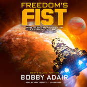 Freedom's Fist Audiobook, by Bobby Adair