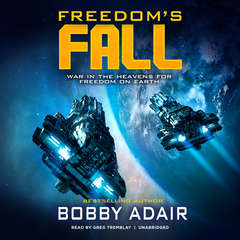 Freedom's Fall Audiobook, by Bobby Adair