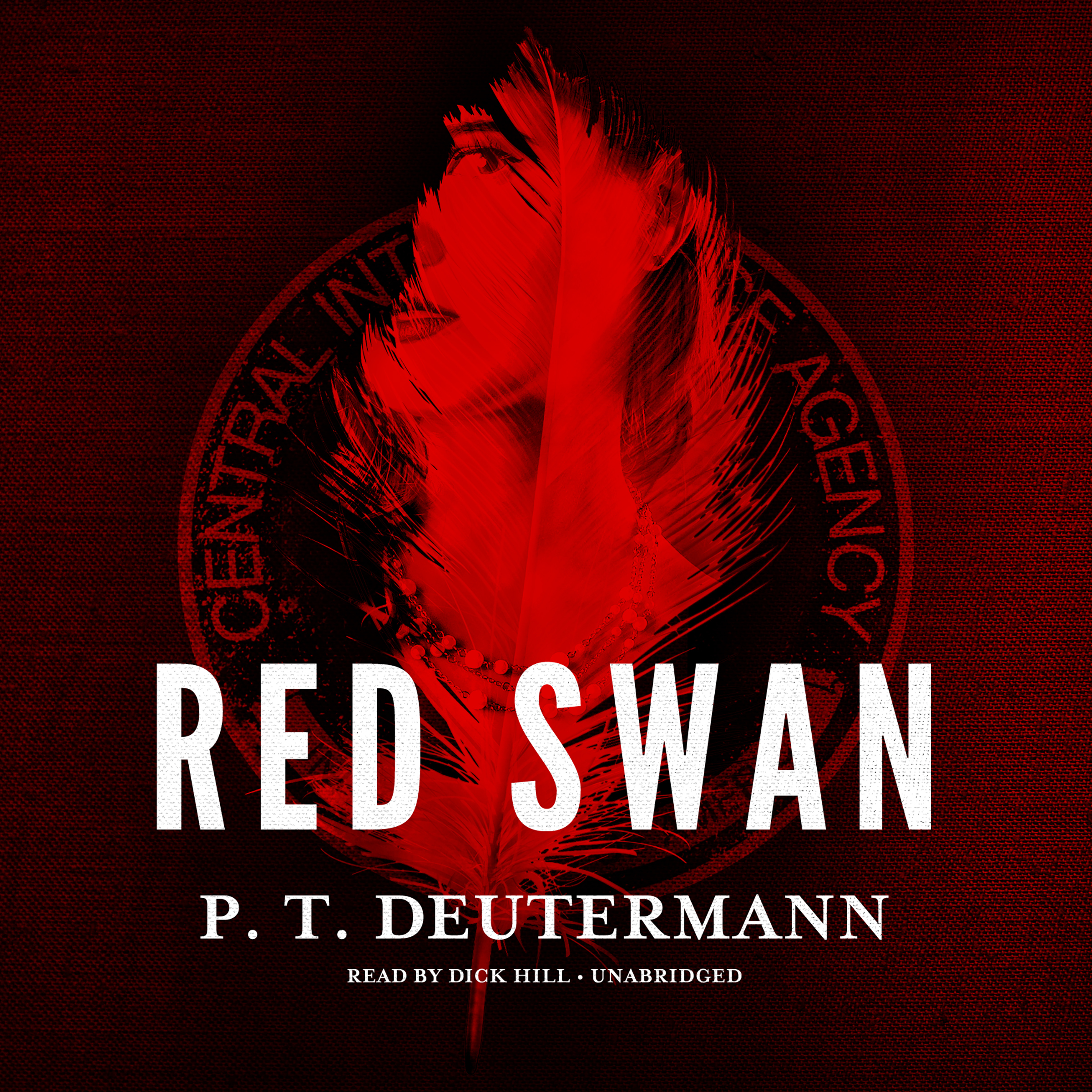Printable Red Swan Audiobook Cover Art