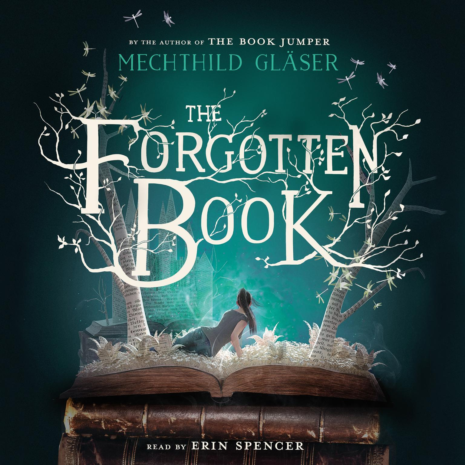Printable The Forgotten Book Audiobook Cover Art
