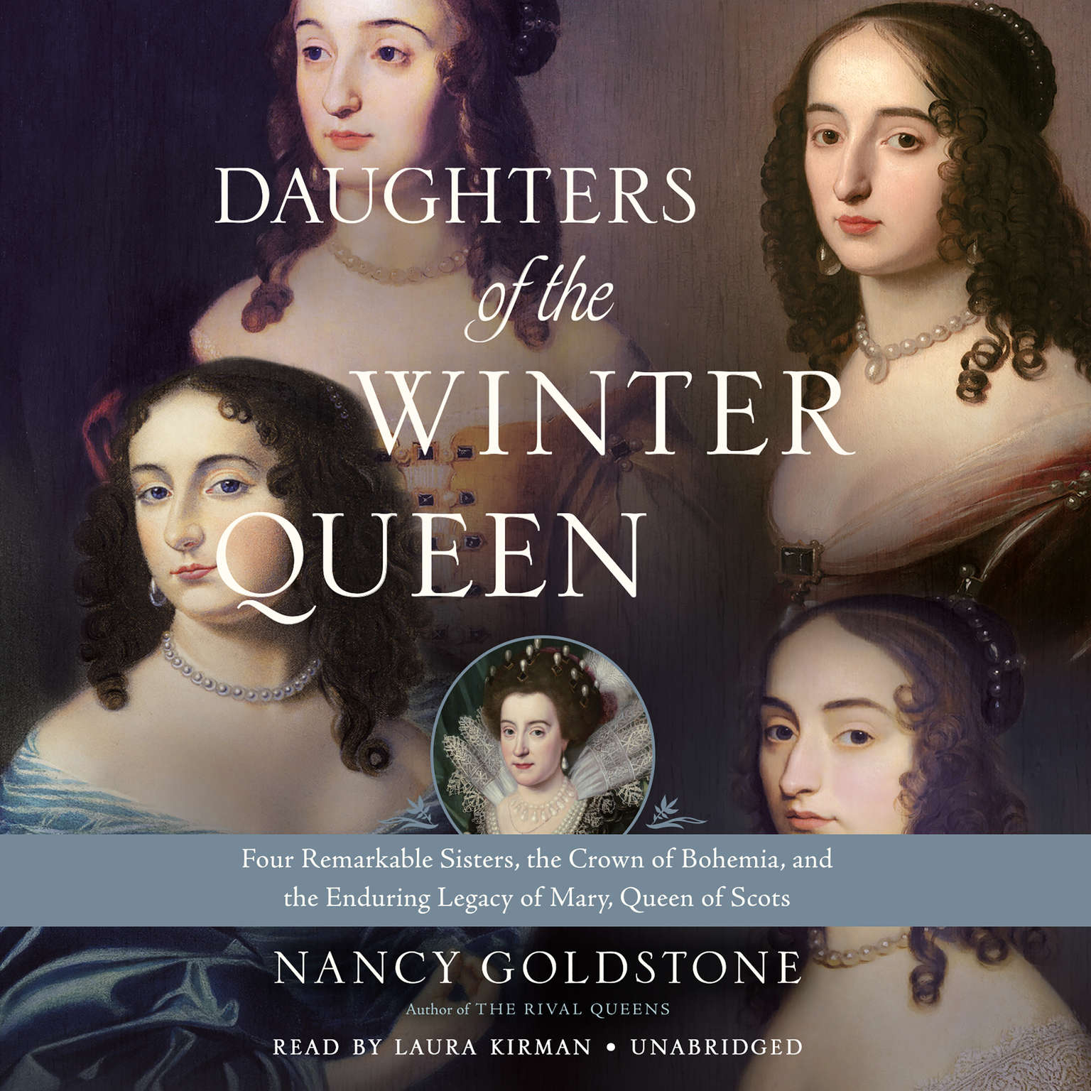 Daughters of the Winter Queen: Four Remarkable Sisters, the Crown of Bohemia, and the Enduring Legacy of Mary, Queen of Scots Audiobook, by Nancy Goldstone