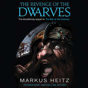 The Revenge of the Dwarves Audiobook, by Markus Heitz