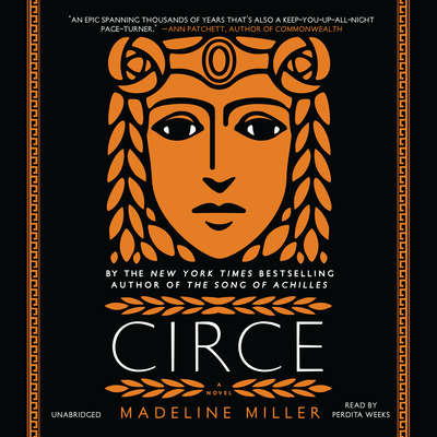 Circe Audiobook, by Madeline Miller