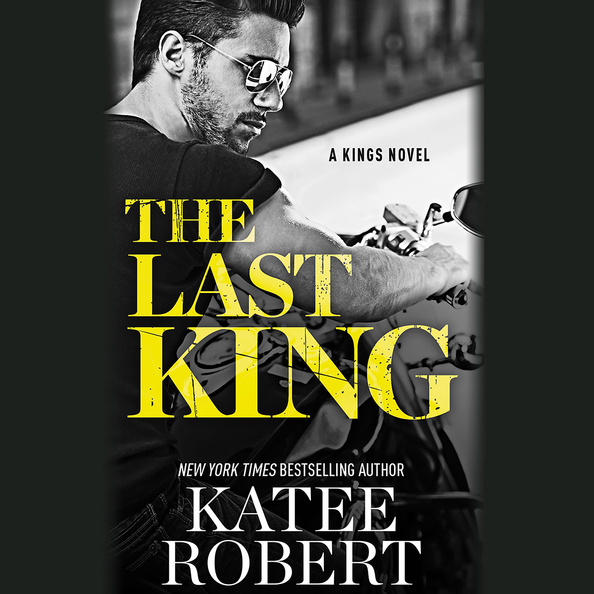 Printable The Last King Audiobook Cover Art