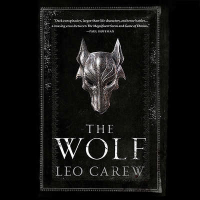 The Wolf Audiobook, by Leo Carew