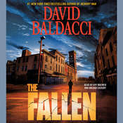 The Fallen Audiobook, by David Baldacci