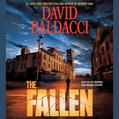 The Fallen Audiobook, by David Baldacci