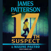The 17th Suspect Audiobook, by James Patterson, Maxine Paetro