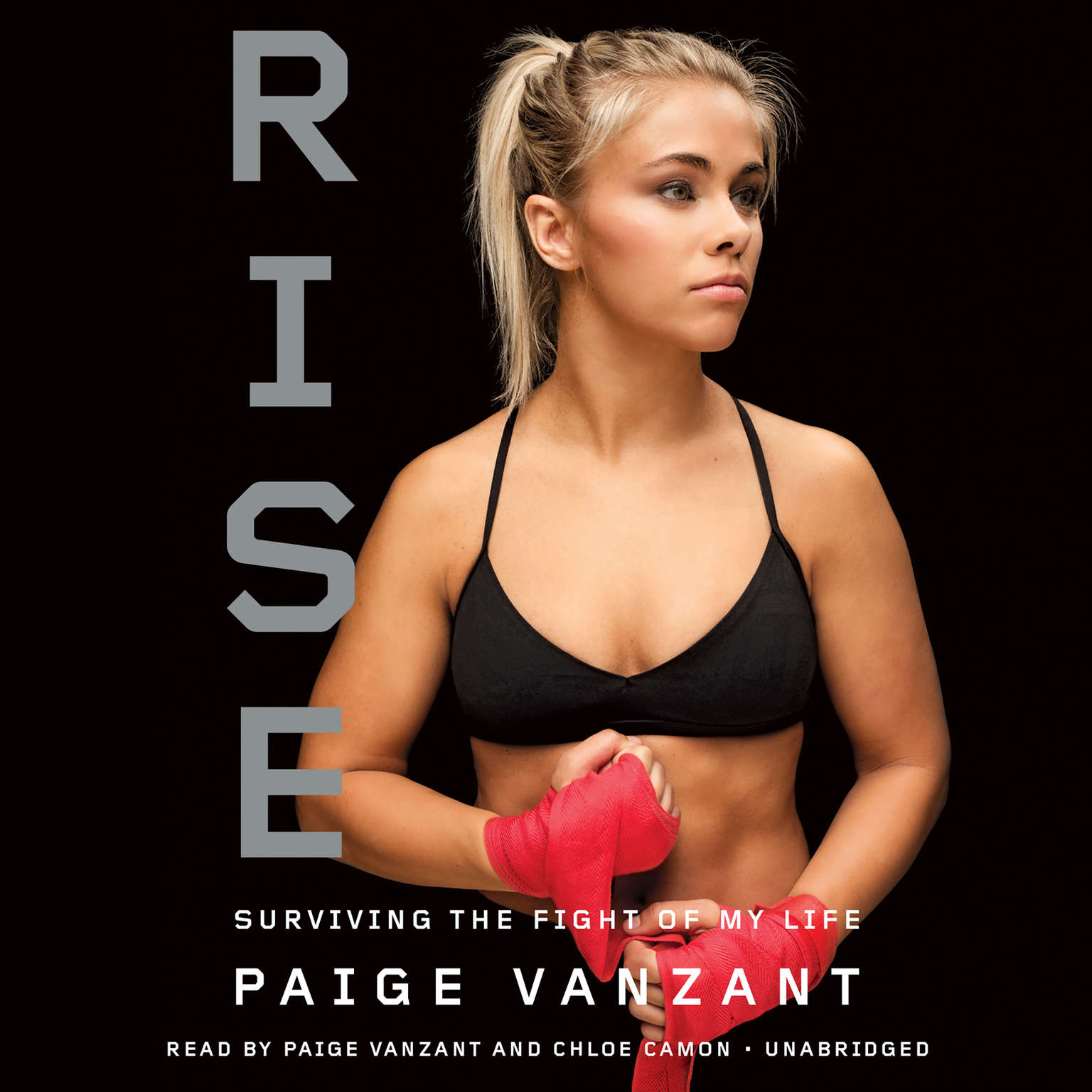 Printable Rise: Surviving the Fight of My Life Audiobook Cover Art