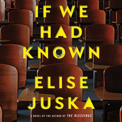 If We Had Known Audiobook, by Elise Juska