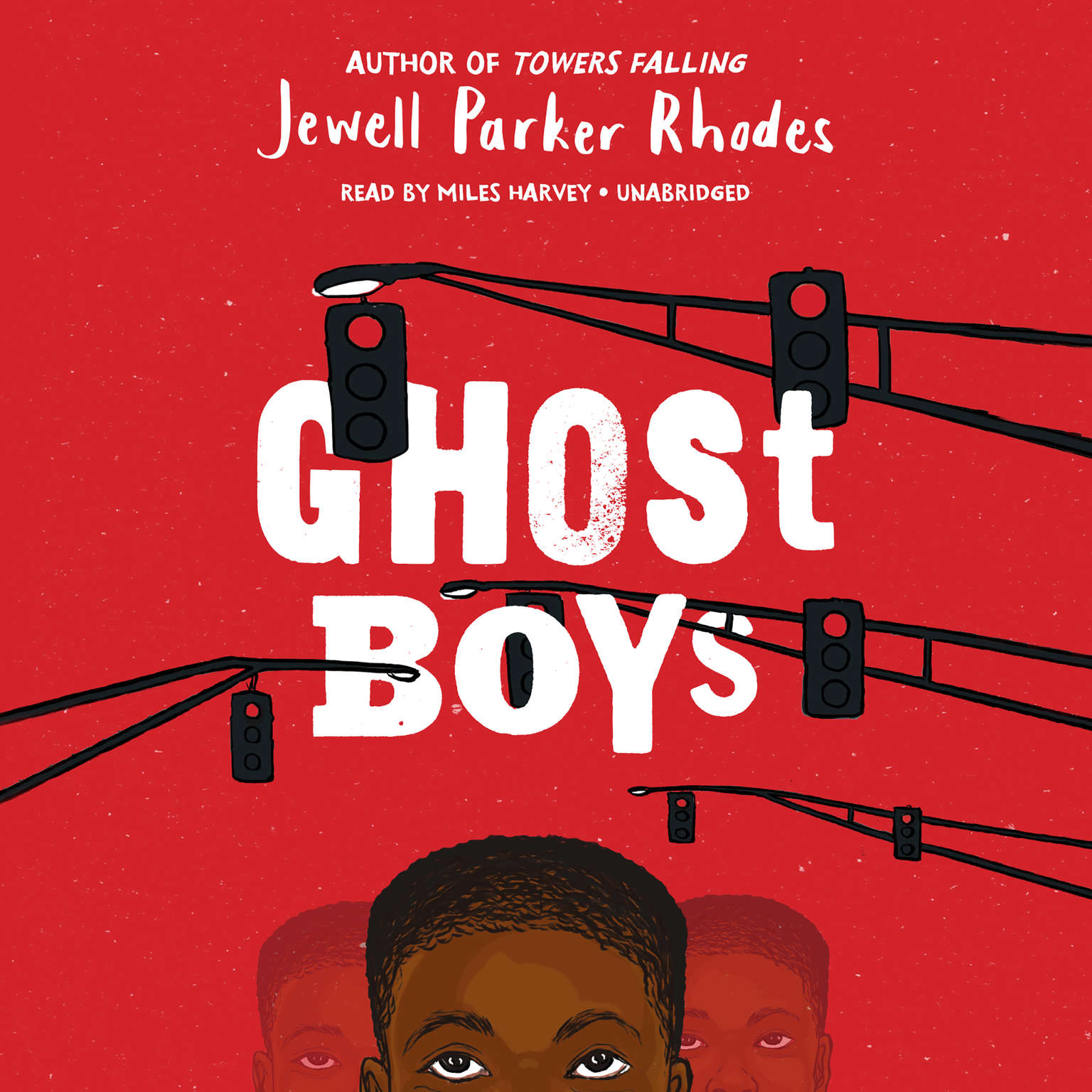 Printable Ghost Boys Audiobook Cover Art