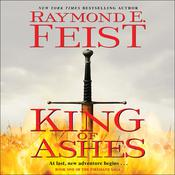 King of Ashes Audiobook, by Raymond E. Feist