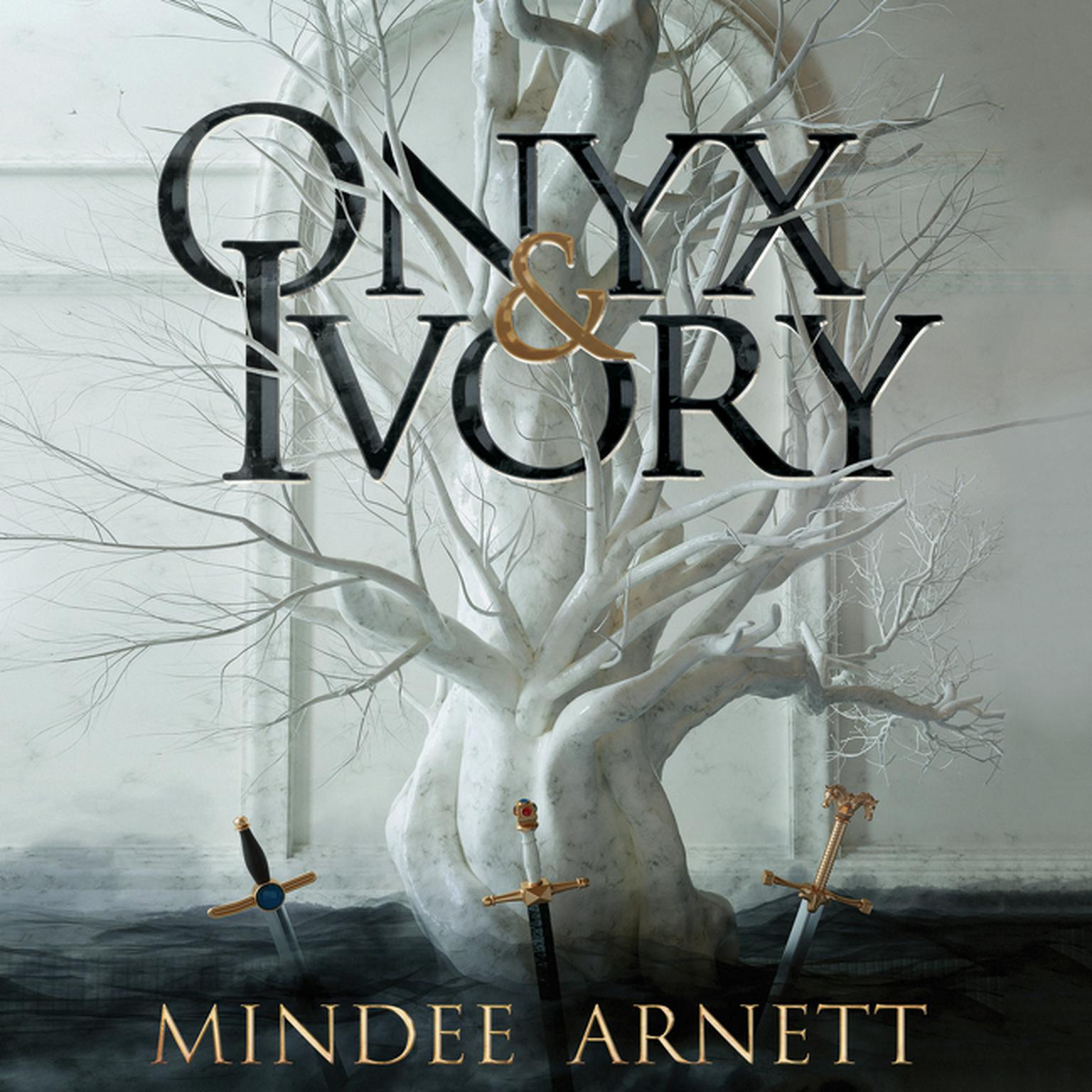 Printable Onyx & Ivory Audiobook Cover Art