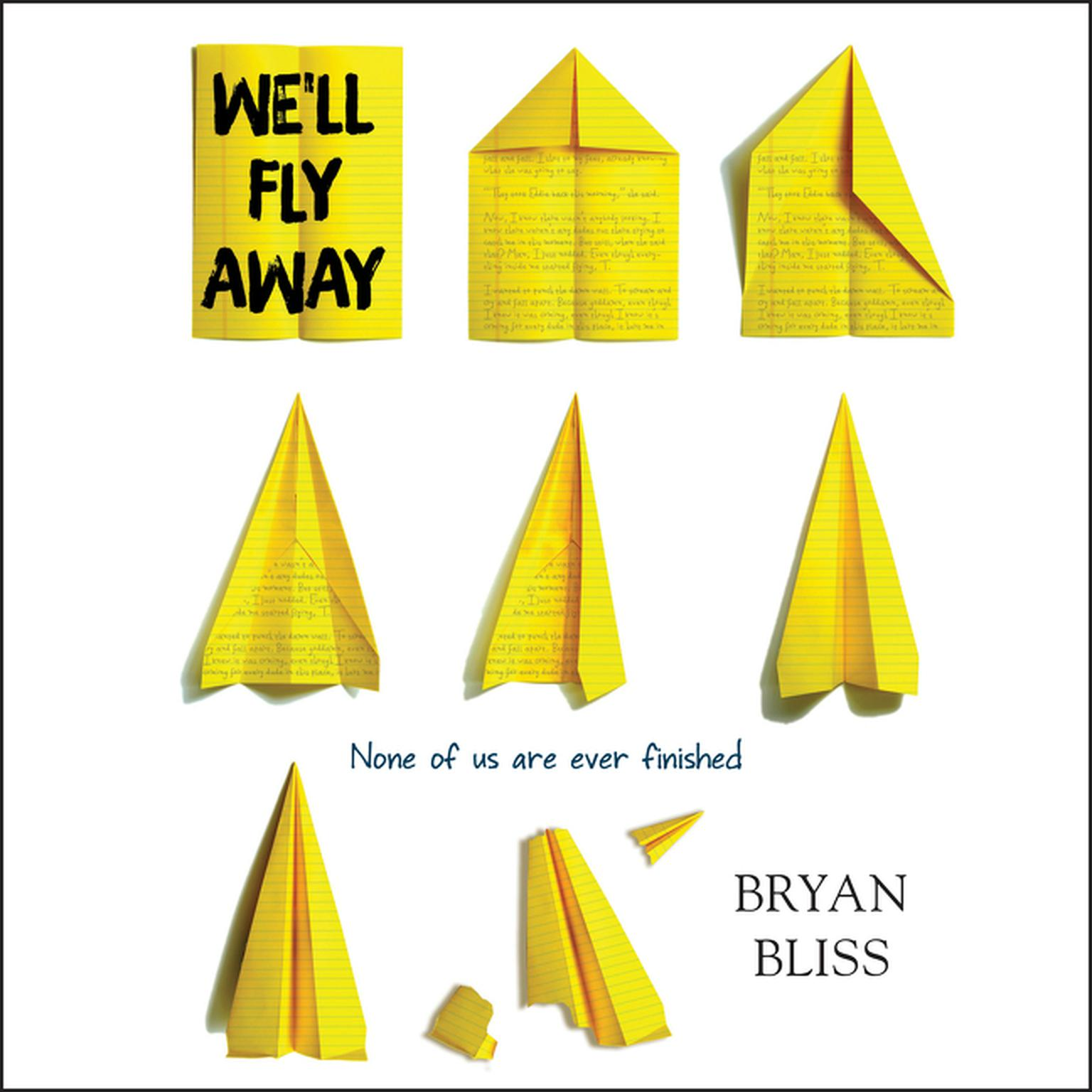 Printable We'll Fly Away Audiobook Cover Art