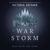 War Storm Audiobook, by Victoria Aveyard