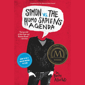 Simon vs. the Homo Sapiens Agenda Movie Tie-in Edition Audiobook, by Becky Albertalli