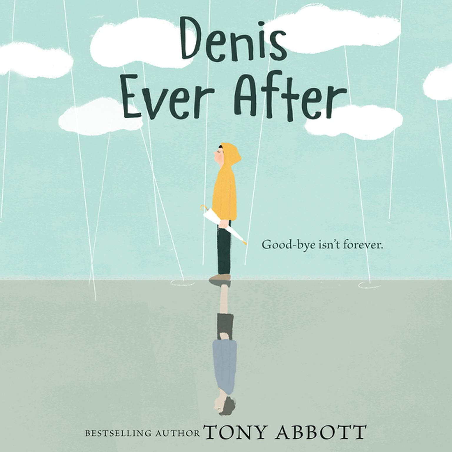 Printable Denis Ever After Audiobook Cover Art