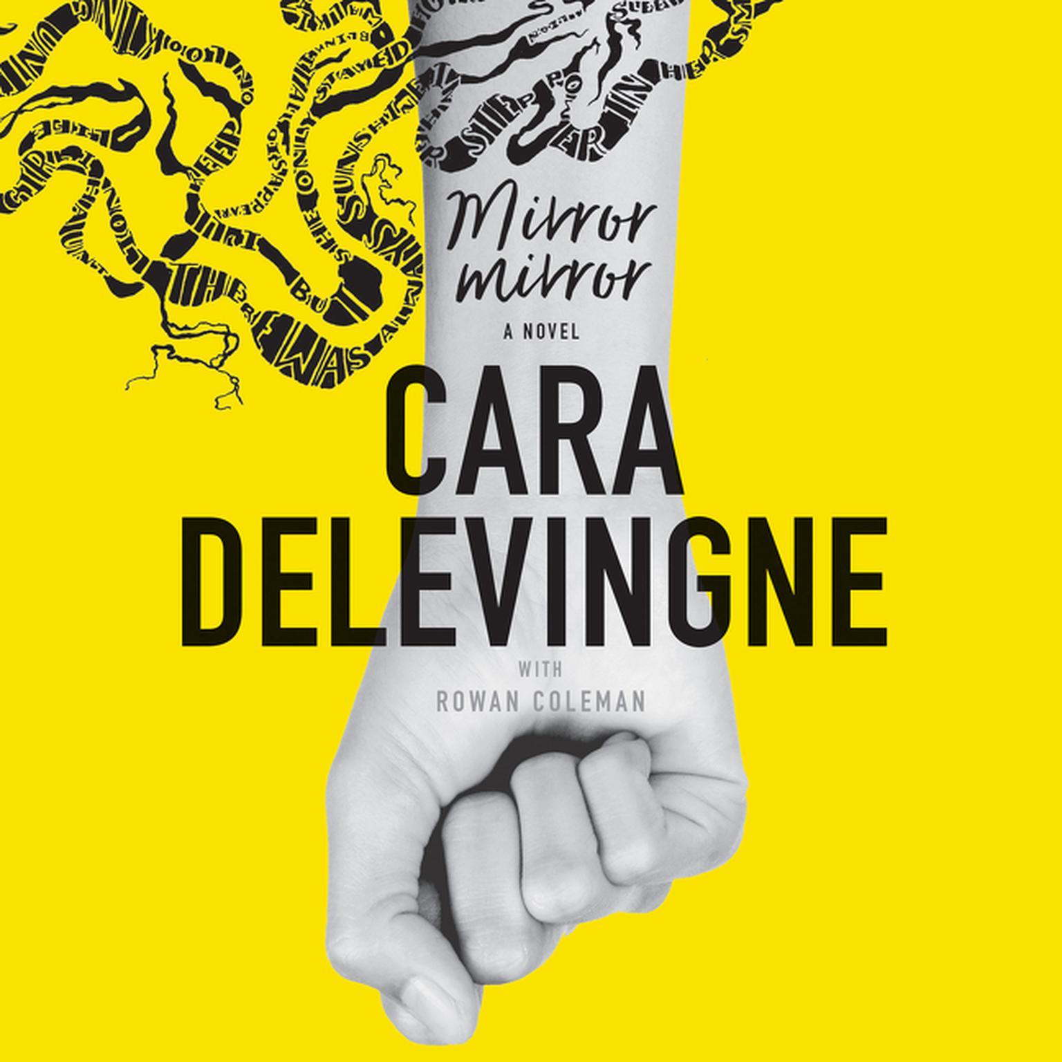 Mirror, Mirror: A Novel Audiobook, by Cara Delevingne