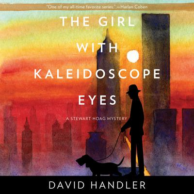 The Girl with Kaleidoscope Eyes: A Stewart Hoag Mystery Audiobook, by David Handler