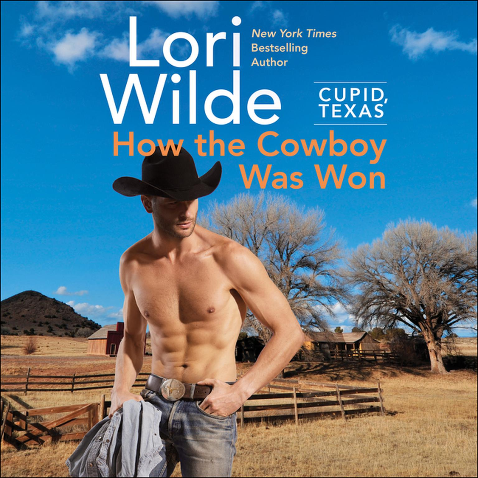 Printable How the Cowboy Was Won Audiobook Cover Art